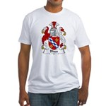 Blisse Family Crest Fitted T-Shirt