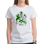 Blewet Family Crest Women's T-Shirt