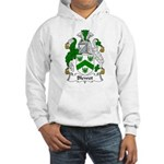 Blewet Family Crest Hooded Sweatshirt