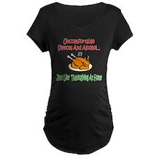 Uncomfortable Silences And Al T-Shirt