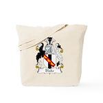 Blake Family Crest Tote Bag