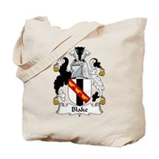 Blake Family Crest Tote Bag