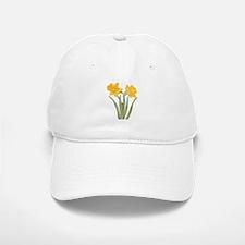 Vintage Daffodil Flower, Besler Baseball Baseball Cap