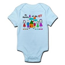 My Mommy Occupational Therapist Body Suit