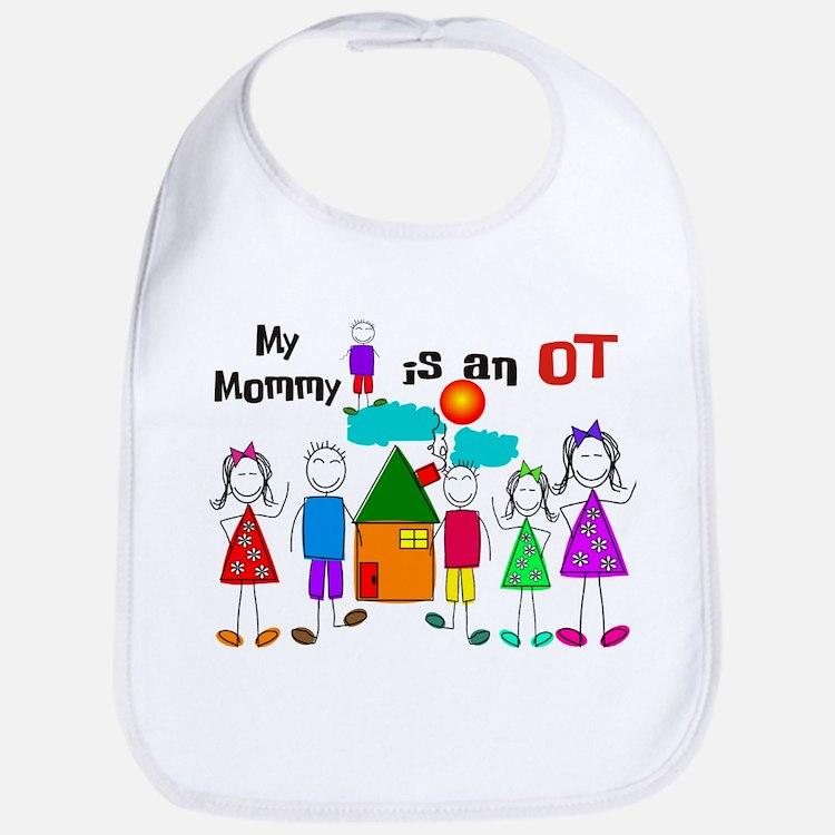 My Mommy Occupational Therapist Bib