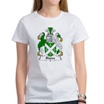 Blades Family Crest Women's T-Shirt