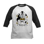Blackwell Family Crest  Kids Baseball Jersey