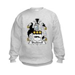 Blackwell Family Crest  Kids Sweatshirt