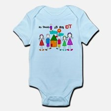 Occupational Therapist Kids Body Suit