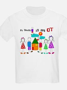 Occupational Therapist Kids T-Shirt