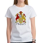 Blackman Family Crest Women's T-Shirt
