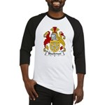 Blackman Family Crest Baseball Jersey