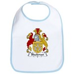 Blackman Family Crest Bib