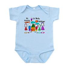 Nurse Practitioner's Kids Body Suit