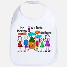 Nurse Practitioner's Kids Bib
