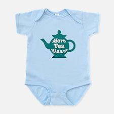 Teapot - More tea Vicar? Body Suit