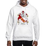 Bishop Family Crest Hooded Sweatshirt