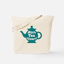 Teapot - More tea Vicar? Tote Bag