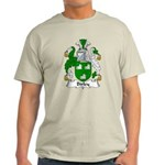 Birley Family Crest  Light T-Shirt