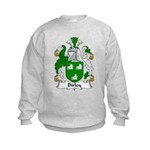 Birley Family Crest  Kids Sweatshirt