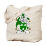 Birley Family Crest  Tote Bag