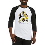 Birkenhead Family Crest Baseball Jersey