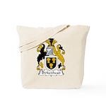 Birkenhead Family Crest Tote Bag