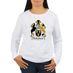 Birkenhead Family Crest Women's Long Sleeve T-Shir