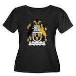Birkenhead Family Crest Women's Plus Size Scoop Ne
