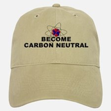 Carbon Neutral Baseball Baseball Cap