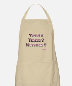 Tired? Tense? Nervous? BBQ Apron