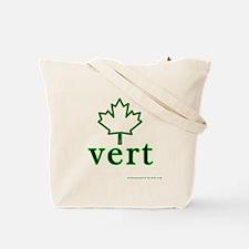 Verte Tote Bag