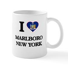 I love Marlboro New York Mugs