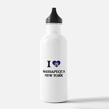 I love Massapequa New Water Bottle