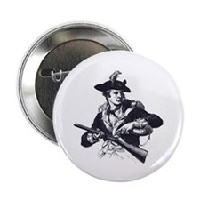 """Real Patriot 2.25"""" Button (10 pack)"""