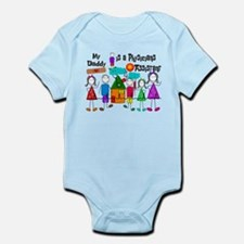 Physician Assistant Daddy Body Suit