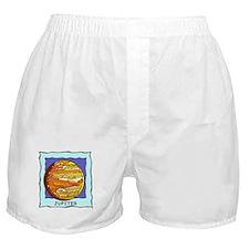 Planet Jupiter Boxer Shorts