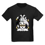 Bigg Family Crest Kids Dark T-Shirt