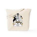 Bigg Family Crest Tote Bag