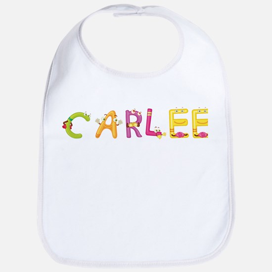 Carlee Baby Bib