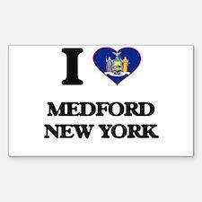 I love Medford New York Decal