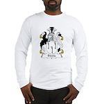 Biddle Family Crest Long Sleeve T-Shirt