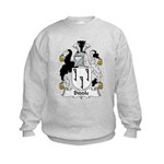 Biddle Family Crest Kids Sweatshirt