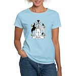 Biddle Family Crest Women's Light T-Shirt