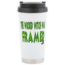 Unique Elphaba Travel Mug