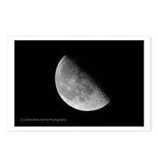 Half Moon Postcards (Package of 8)
