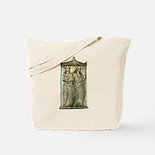 Cute Tomb Tote Bag