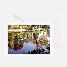 Autumn Reflections... Greeting Card
