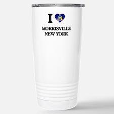 I love Morrisville New Travel Mug