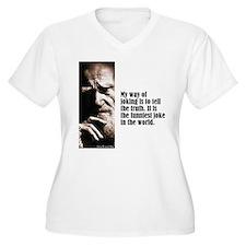 """Shaw """"Joking"""" T-Shirt"""